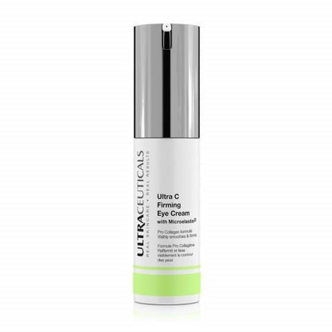 Ультра укрепляющий крем для кожи вокруг глаз с витамином С