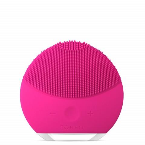 Звуковая очищающая щетка LUNA mini 2 для кожи любого типа, Fuchsia