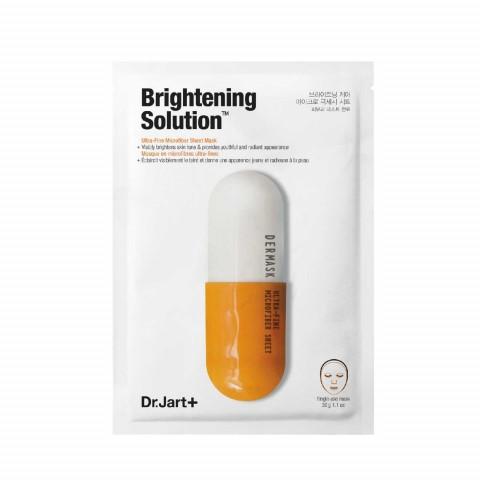 Маска детокс Micro jet brightening solution