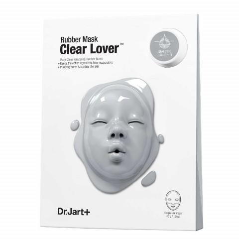 """Альгинатная маска и ампула """"Мания очищения"""" Clear lover"""
