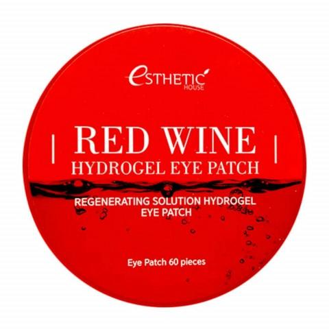 Гидрогелевые патчи для глаз Red Wine Hydrogel Eye Patch