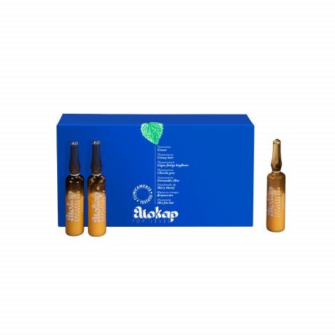 Фитоэссенция для жирной кожи головы (1 амп.)