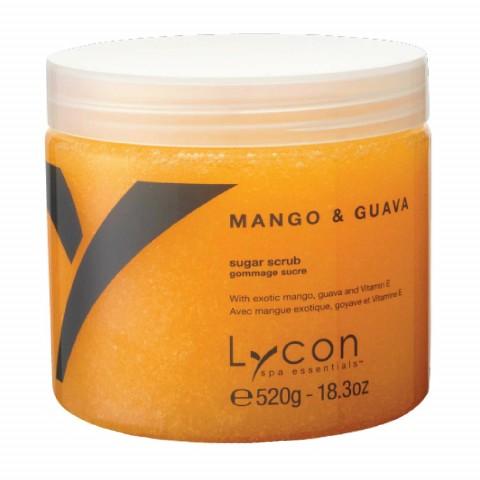 Скраб для тела манго и гуава