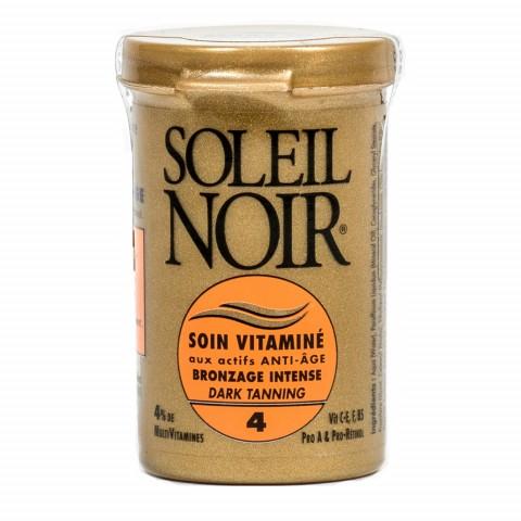 Витаминизированный солнцезащитный крем SPF 4