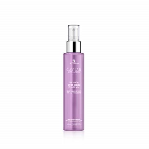 Невесомое полирующее масло-спрей для контроля и гладкости волос