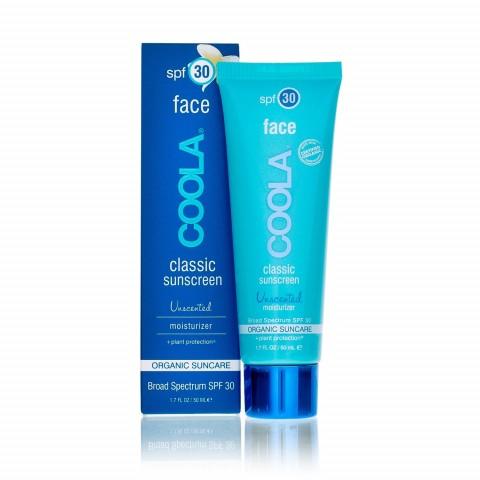 Солнцезащитный увлажняющий крем для лица без запаха SPF 30