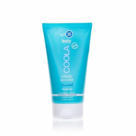 Солнцезащитный увлажняющий крем для тела без запаха SPF 30