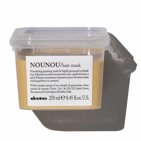 Интенсивная восстанавливающая маска для питания волос NOUNOU