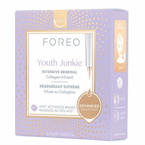 Коллагеновая маска для лица для молодости кожи Youth Junkie для устройства UFO/UFO mini