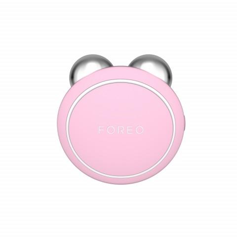 Микротоковое тонизирующее устройство для лица с 3 уровнями интенсивности BEAR mini, Pearl Pink