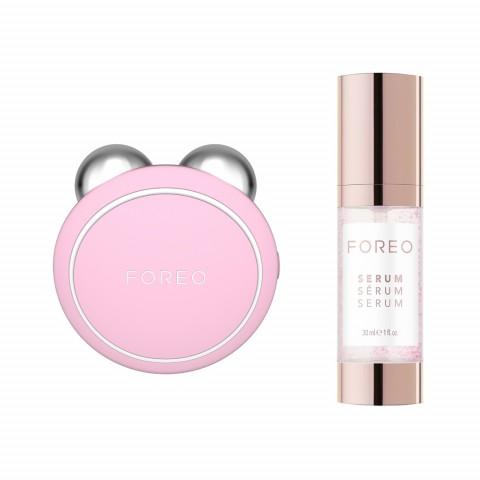 Набор для микротоковой терапии BEAR mini, Pearl Pink