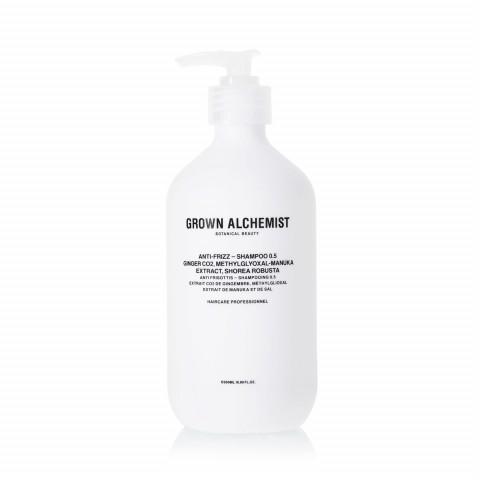 Разглаживающий шампунь для волос