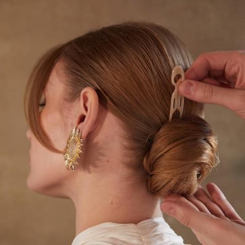 Заколка No.1 Hairpin - Карамельная 3шт