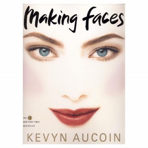 Книга в мягкой обложке Making Faces (на анг. языке)