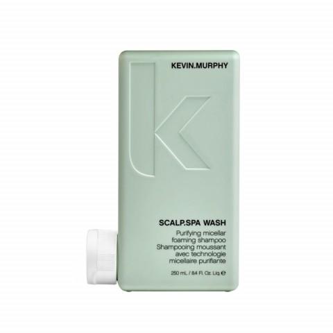 Очищающий шампунь для кожи головы с мицеллярной водой