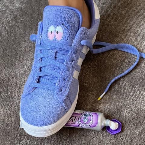 Зубная паста «Мята и Жасмин»