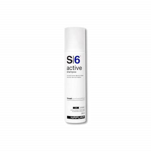 Трихологический бессульфатный шампунь для раздраженной и чувствительной кожи S6