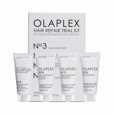Набор для волос «Комплексный активный уход, защита и восстановление»