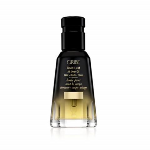 Универсальное масло-уход для волос, лица и тела «Роскошь золота»