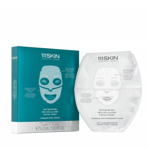 Биоцеллюлозная маска для проблемной кожи