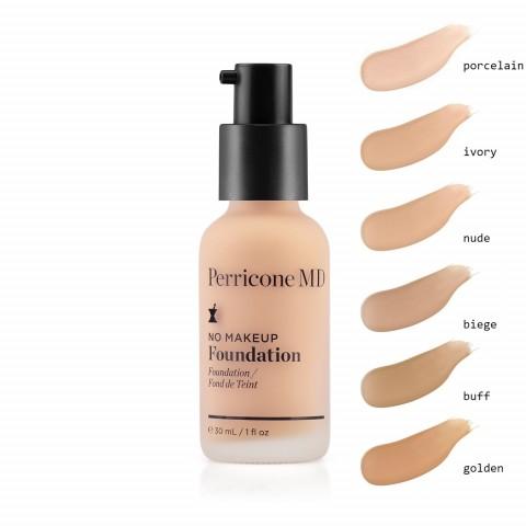 Тональная основа no makeup foundation spf 20