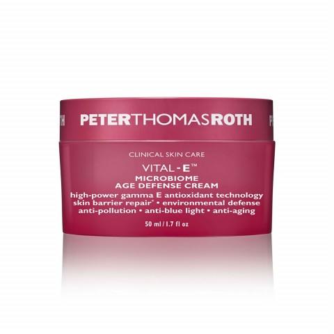 Антивозрастной защитный крем для лица VITAL - E