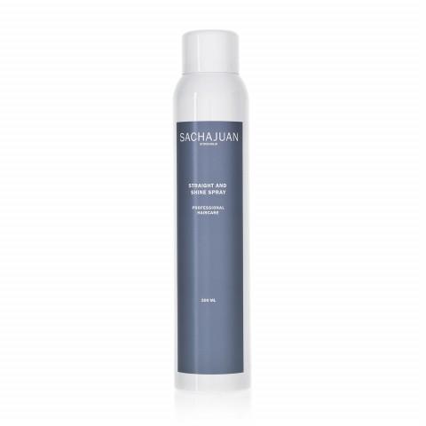 Спрей для выпрямления и придания блеска волосам