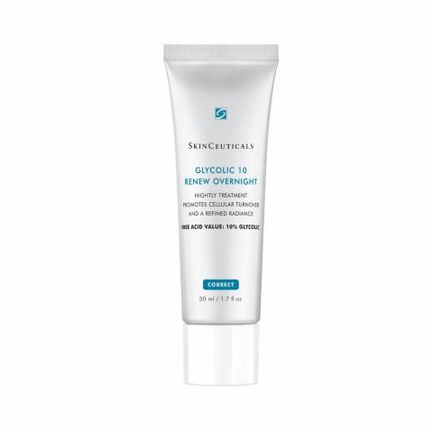 Ночной обновляющий кожу крем GLYCOLIC 10