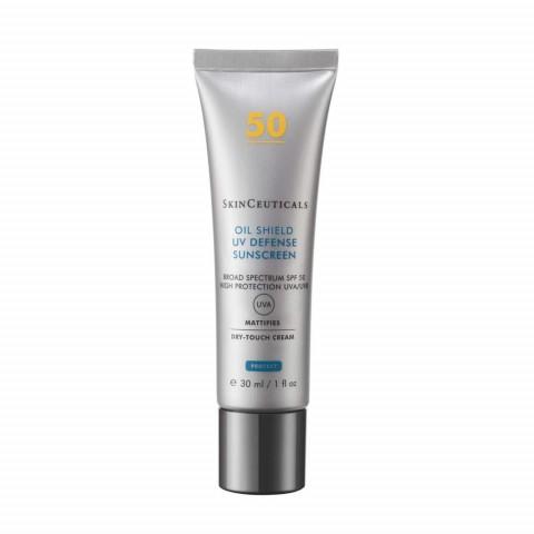 Матирующий солнцезащитный крем для нормальной, комбинированной и жирной кожи OIL SHIELD UV DEFENSE SUNSCREEN SPF50