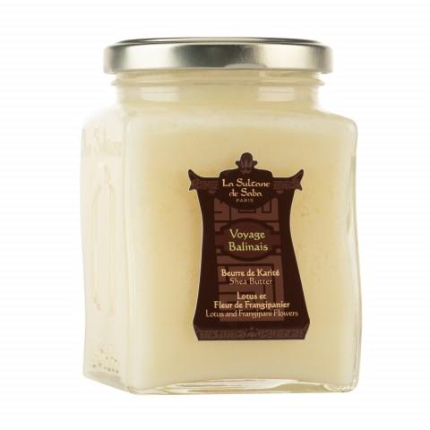 Масло ореха карите Лотос и Франжипани