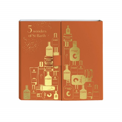 "Набор миниатюр ""«5 ЧУДЕС LIGNE ST BARTH»"" (5 продуктов) Limited Edition"